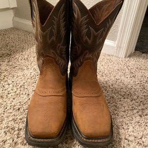 Men's Size 11 — Ariat Work Boot